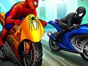 Juego Spiderman Racer