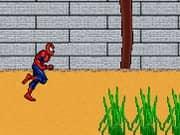 Juego Spiderman Running Challenge