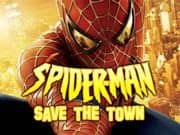 Juego Spiderman Save The Town