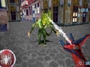 Juego Spiderman contra Clones de Lagarto