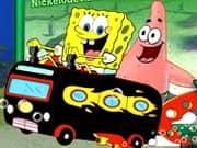Juego Sponge Bob Bus Rush