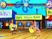 Juego Sponge Bob Reef Rumble