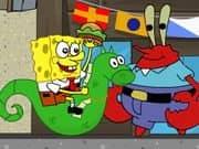Juego Spongebob Burger Express