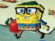 Juego Spongebob Go To School