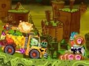 Juego Spongebob Halloween Truck