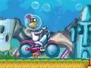 Juego Spongebob Motocross