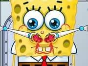 Juego Spongebob Nose Doctor 2