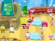 Juego Spongebob Restaurant 2