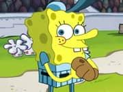 Juego Spongebob Slammin Sluggers