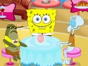 Juego Spongebob Underwater Restaurant