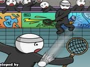 Juego Stick Figure Badminton 2