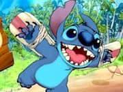 Juego Stitch Viaje por la Isla