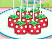 Juego Strawberry Shaped Pops