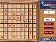 Juego Sudoku 2D
