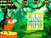Juego Sudoku Rey Leon