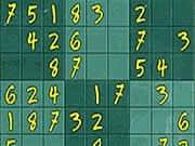 Juego Sudoku de Numeracion Fija
