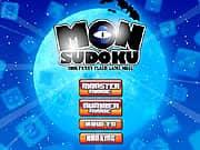 Juego Sudoku el Ojo Azul