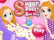 Juego Sugar Sweet Spa Day