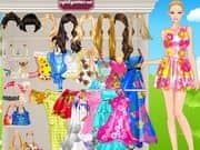 Juego Summertime Barbie