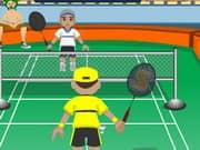Juego Supa Badminton