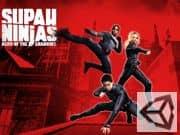 Juego Supah Ninjas