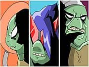 Animacion Super Aggro Space Turtles