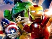 Juego Super Heroes Lego