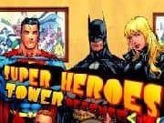 Juego Super Heroes Tower Defense
