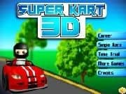 Juego Super Kart 3D