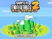 Juego Super Mario 2 Star Scramble