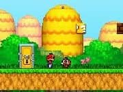 Juego Super Mario 3 Star Scramble