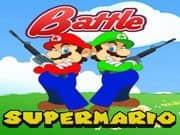 Juego Super Mario Battle