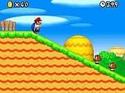 Juego Super Mario Bros Tortuga