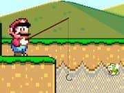 Juego Super Mario Fishing