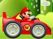 Juego Super Mario Kart Rush