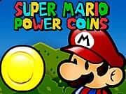 Juego Super Mario Monedas con Poderes
