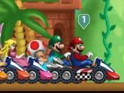 Juego Super Mario Racing 3