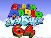 Juego Super Mario Sunshine 64