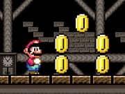 Juego Super Mario en Casa de Fantasmas