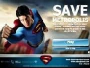 Juego Superman Returns Save Metropolis - Superman Returns Save Metropolis online gratis, jugar Gratis