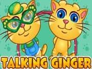 Juego Talking Ginger Nuevo Curso
