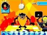 Juego Taz Dance Fever