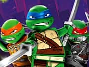Juego Teenage Mutant Ninja Turtles Lego