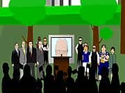 Animacion The George Bush Show 5