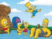 Juego The Simpsons Jigsaw Puzzle