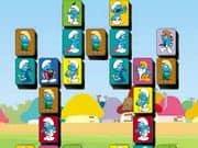 Juego The Smurfs Mahjong