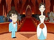 Animacion Tom and Katie Wedding