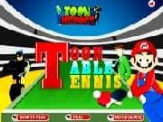 Juego Toon Table Tennis
