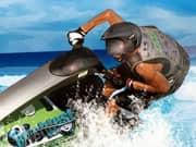 Juego Torneo de Motos Acuaticas en la Isla