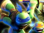 Juego Tortugas Ninja Pelea Tactica 3D